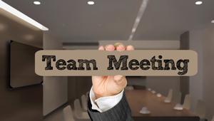Effiziente Besprechungen
