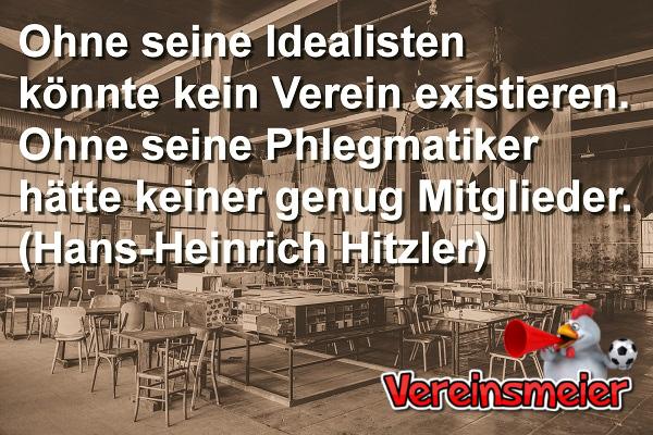 Idealisten und Phlegmatiker
