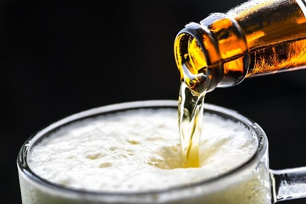 Alkoholausschank