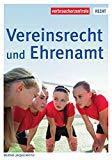 Vereinsrecht und Ehrenamt